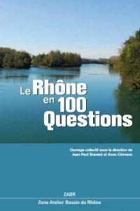 Le Rhône en 100 Questions | Couverture