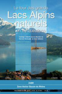 Le tour des grands lacs alpins naturels en 80 questions   Couverture