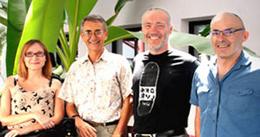 I.S.Rivers - présidents du comité scientifique