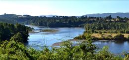 I.S.Rivers - fleuve Rio Biobio Chili