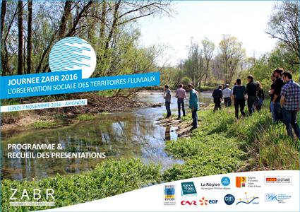 Actes de la journée ZABR «L'observation sociale des territoires fluviaux : 10 ans de recherches rhodaniennes pour accompagner l'action publique»