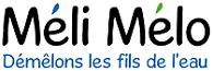 Logo Méli Mélo démêlons les fils de l'eau