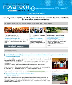 Newsletter Novatech