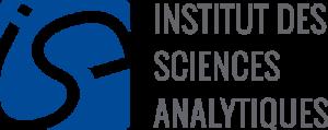 Logo - Institut des sciences analytiques